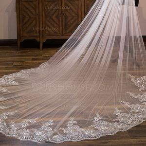 Never-Worn Cathedral Veil
